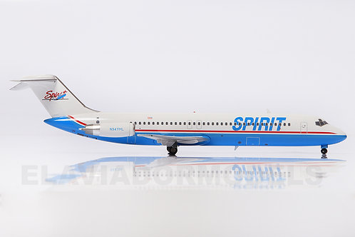EL AVIADOR MODELS  BOEING DC-9-30 SPIRIT AIRLINES
