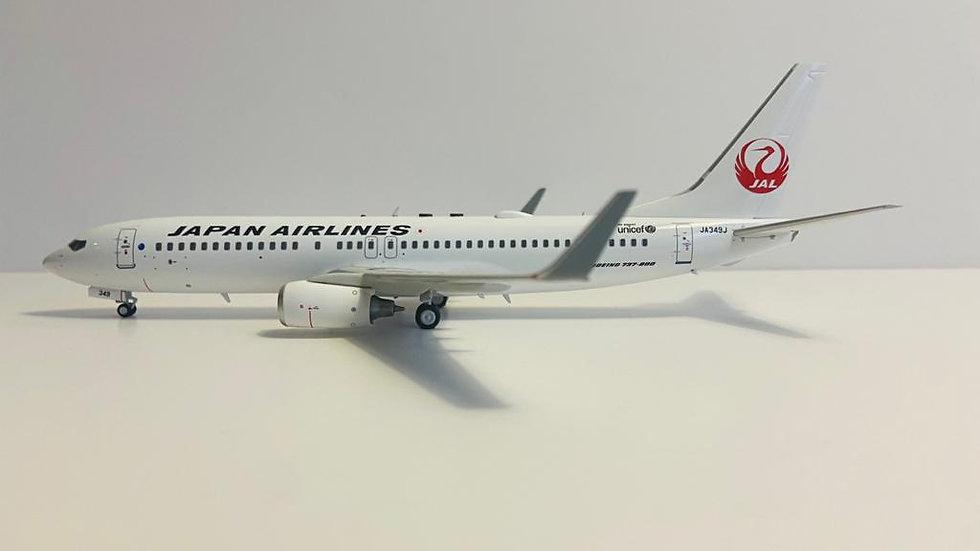 Fox Boeing 737-800 Japan Airlines