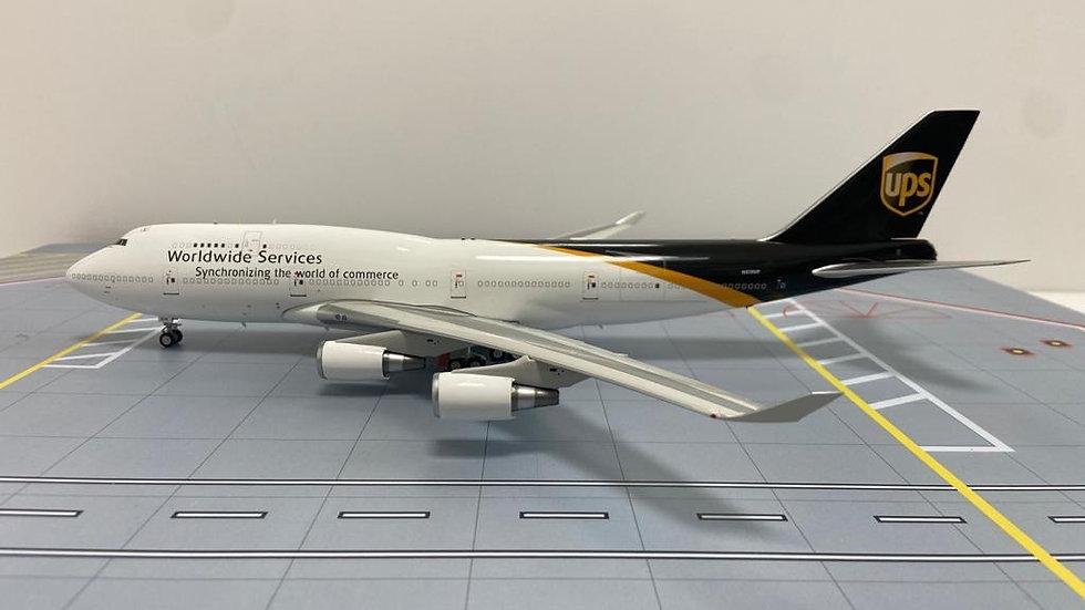 Inflight-200 Boeing - 747 - 400 Ups