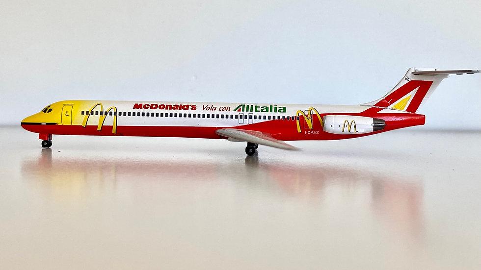 Dragon wings Md - 82 Alitalia