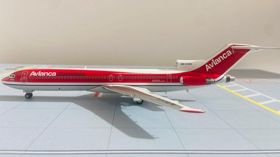 JP60 Boeing 727-200 Avianca Super Boeing 727