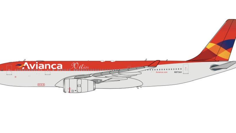 JP60 Airbus A-330 AVIANCA