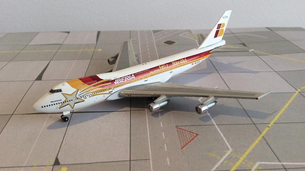 Boeing 747-200 Iberia