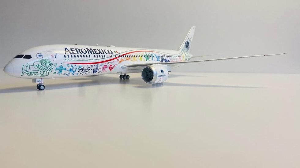 INFLIGHT-200 B - 787 -9 Aeromexico