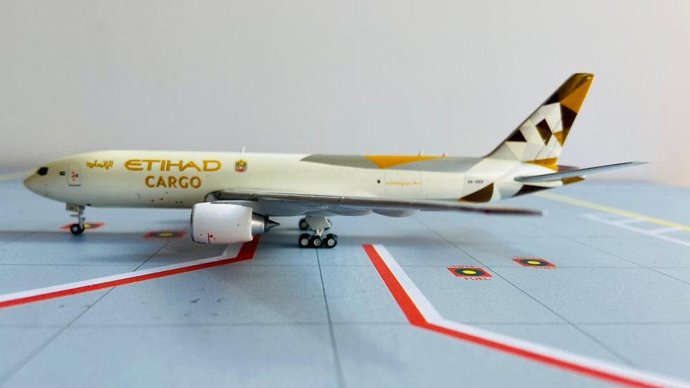 Jc Wings 400 Boeing 777F Etihad
