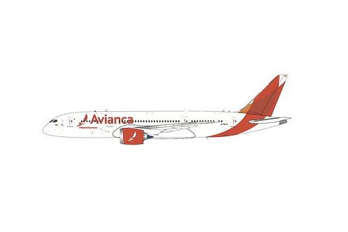JP60AEROMODELOS B-787 AVIANCA