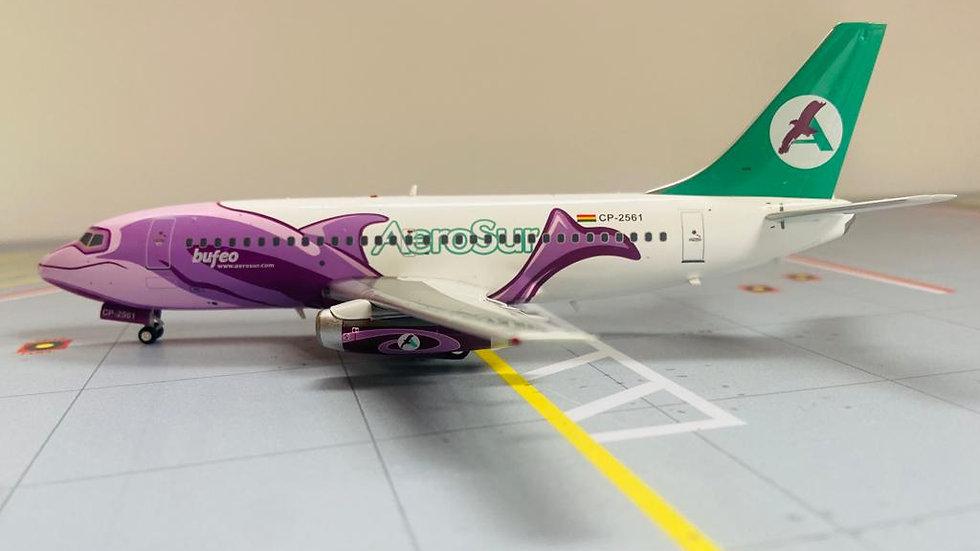 El Aviador Models  Boeing 737 - 200 Aerosur
