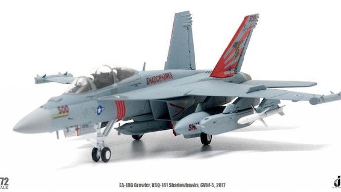 JC WINGS 1/72 EA-18G Growler Us Navy