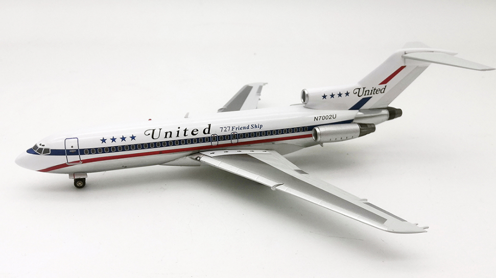 Inflight 200 Boeing 727 - 100 United