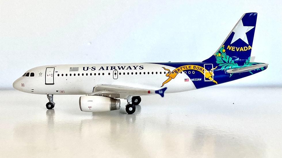 Gemini Jets Airbus A-319 Us Airways