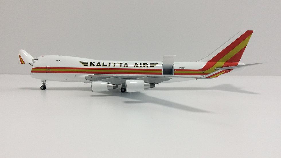 Gemini Jets 200 747-400F Kalitta Air
