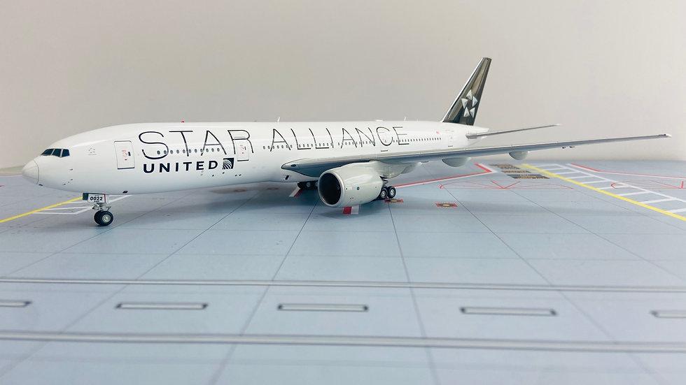 Jc Wings Boeing 777-300 United