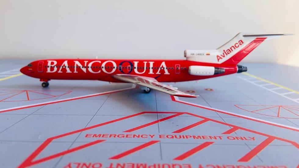 JP60 Boeing 727-200 Avianca ¨Bancoquia¨