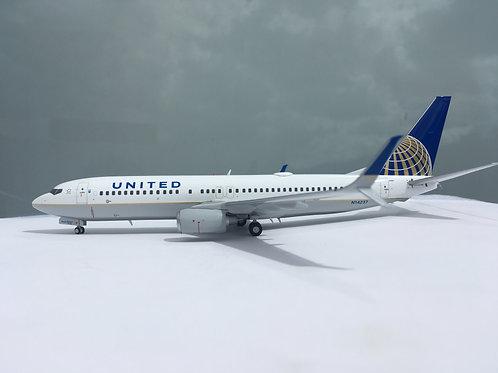 GEMINI B-737-800 UNITED