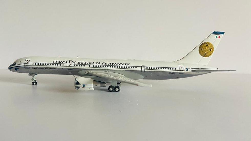 Gemini Jets  B-757-200 Compañia Mexicana de Aviacion