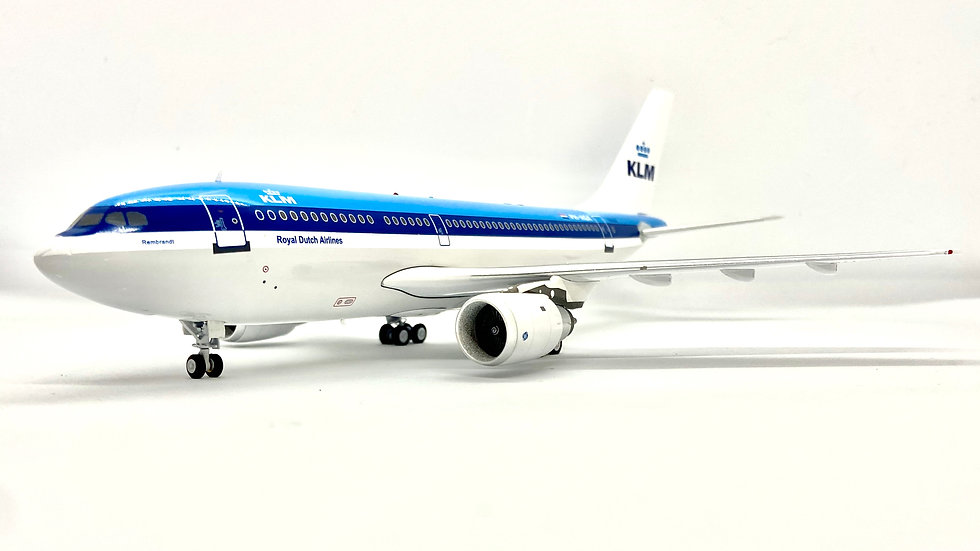 Inflight-200 Airbus A-310 KLM