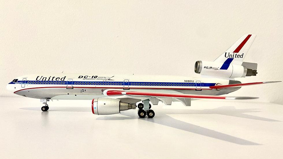 Inflight-200 DC-10 United
