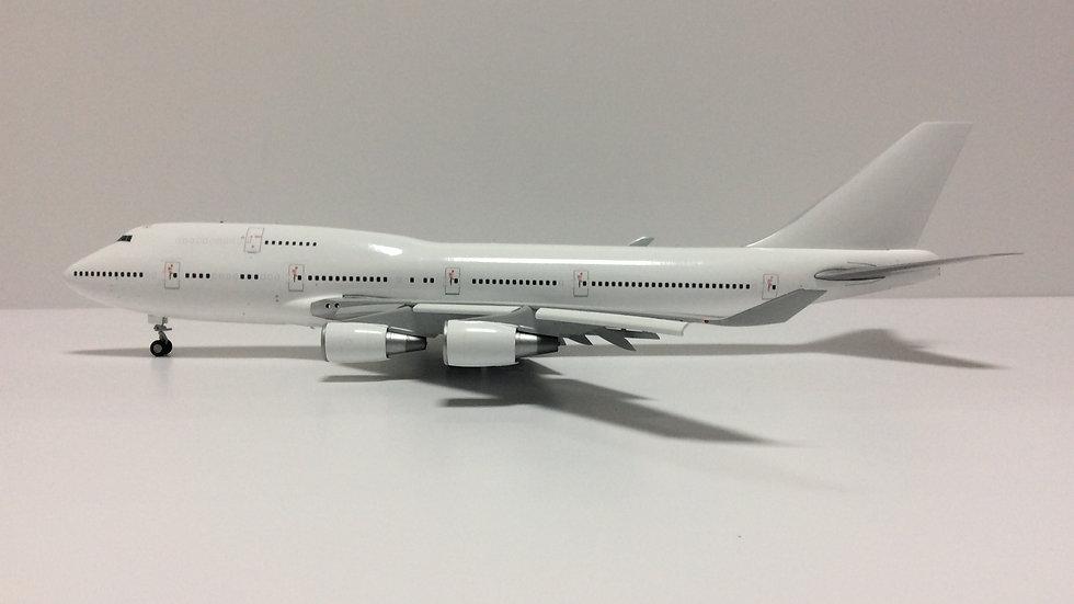 JC WINGS 200 747-400 Blank (GE ENGINE) Flaps Down