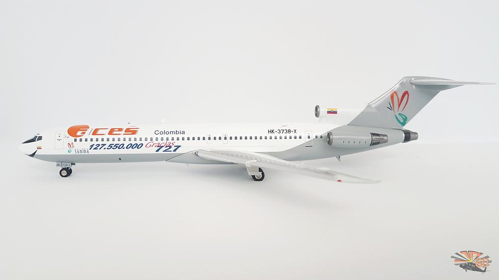 JP60 Boeing 727-200 Aces Alianza Summa
