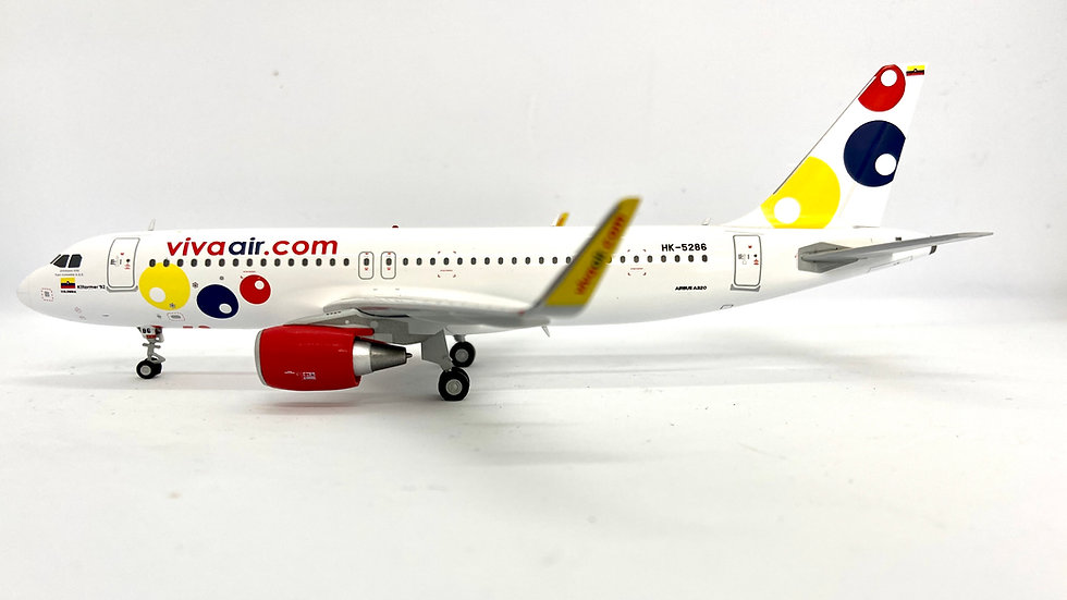 Gemini Jets Airbus A-320 Viva Colombia