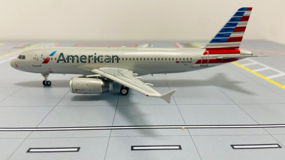 Inflight 200 Airbus A -320American Airlines