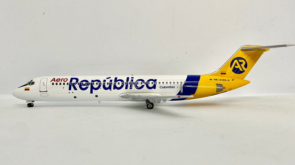 JP60 Dc - 9 - 30 AeroRepublica