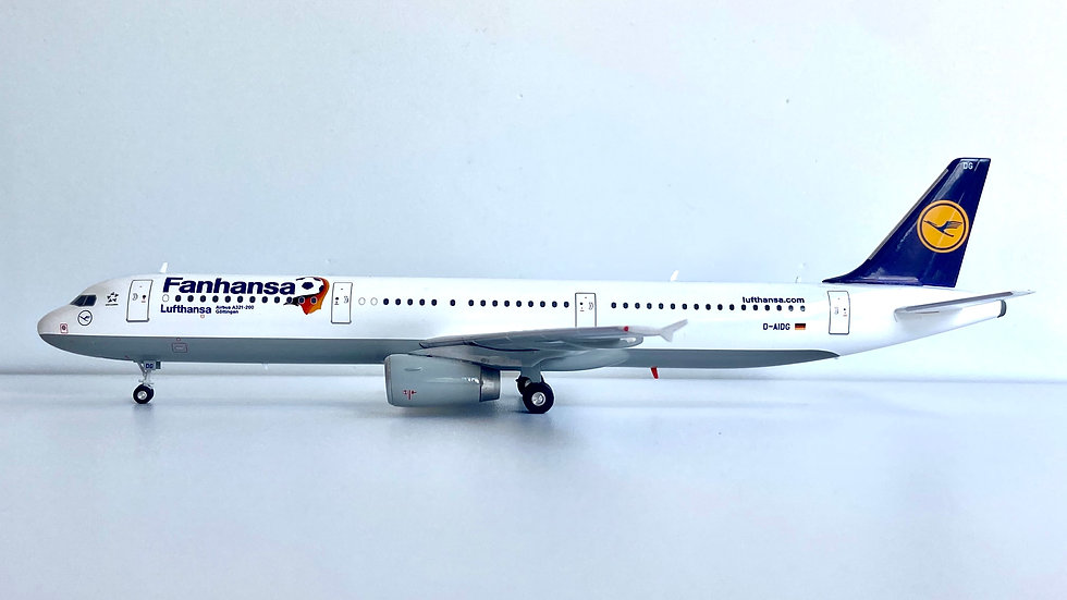 Herpa Airbus A-321 Lufthansa