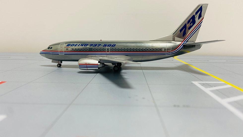 JC WINGS Boeing 737-500 Boeing Colors