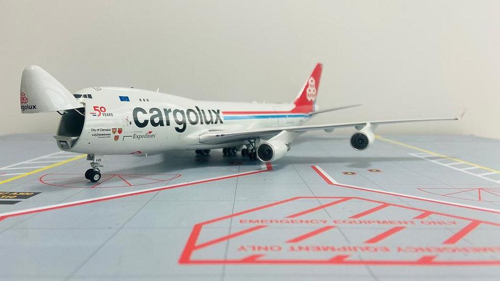 Gemini Jets 200 747-400F Cargo Lux