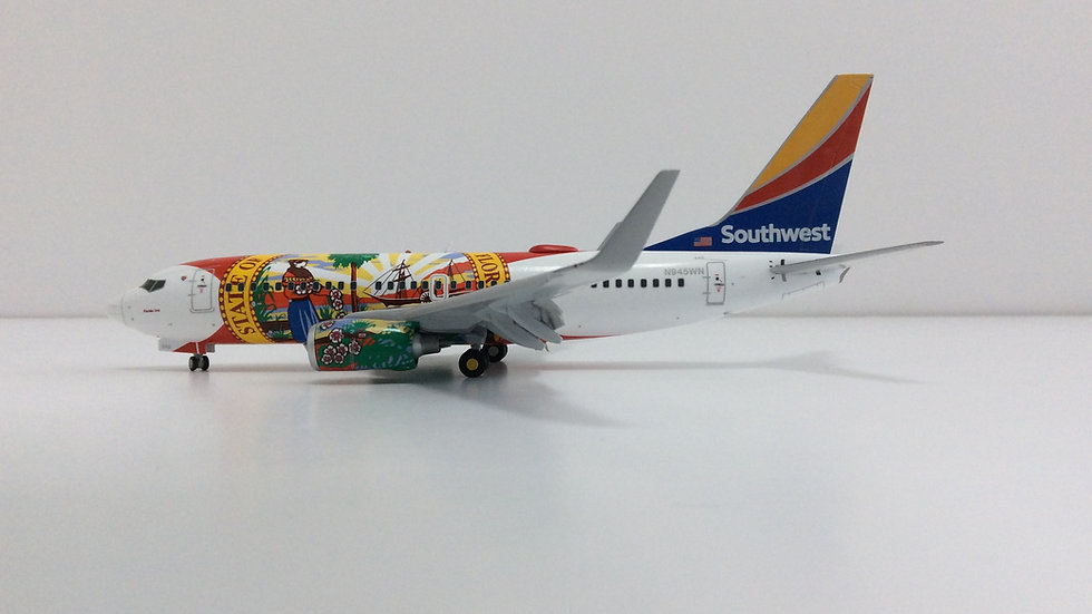 Gemini Jets 200 Boeing 737-700 Southwest