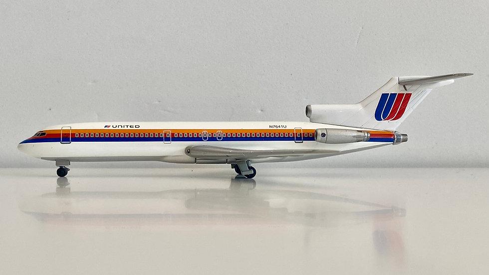 Gemini Boeing 727-200 United