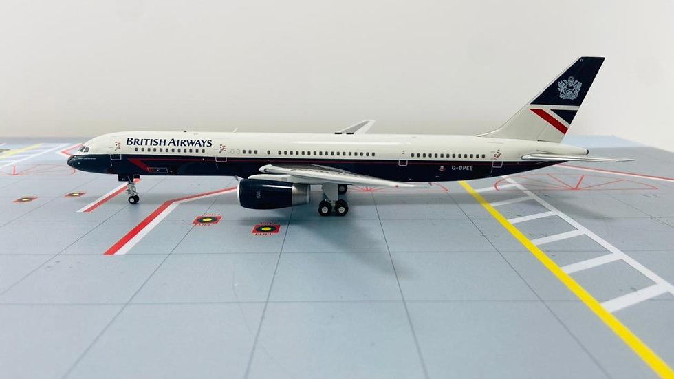 Infligth-200 Boeing 757-200 British Airways