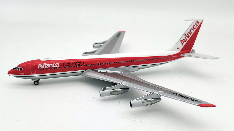 JP60 Boeing 707-321B Avianca