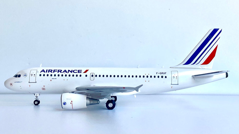 Herpa Airbus A-320Airfrance