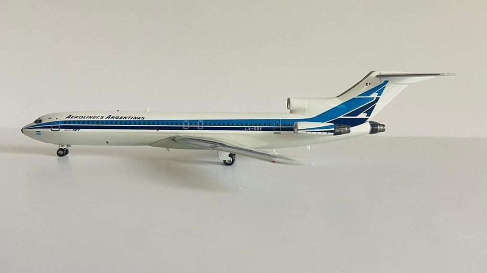 Inflight 200 Boeing - 727 - 200 Aerolineas Argentinas