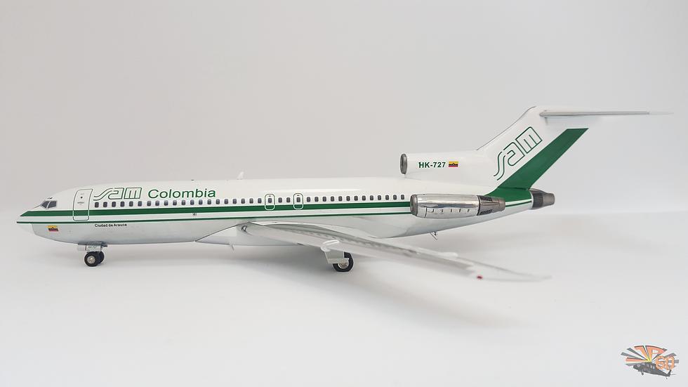 JP60 Boeing  727-100 Sam