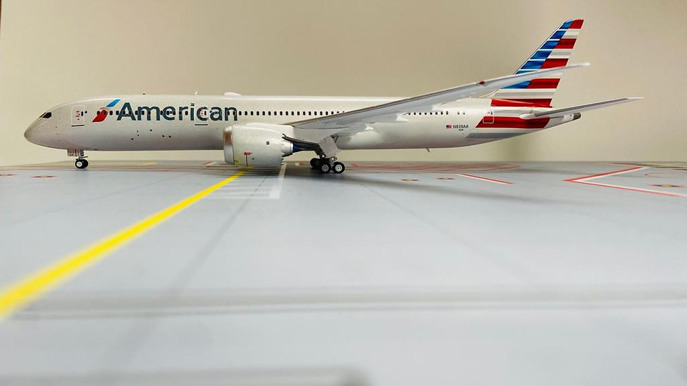 INFLIGHT-200 B - 787 -9 American Airlines