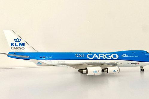INFLIGHT-200 B-747 KLM-CARGO