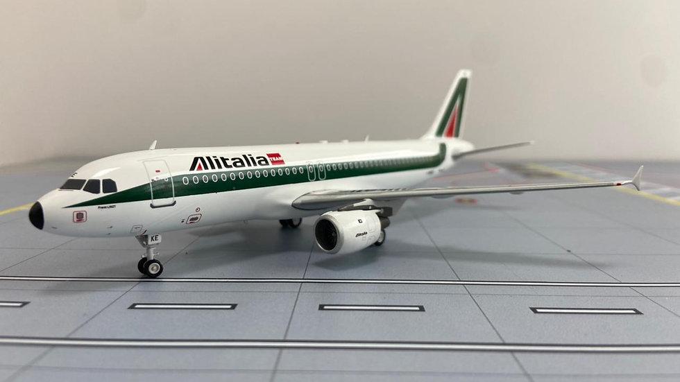 Inflight 200 Airbus A -320 Alitalia