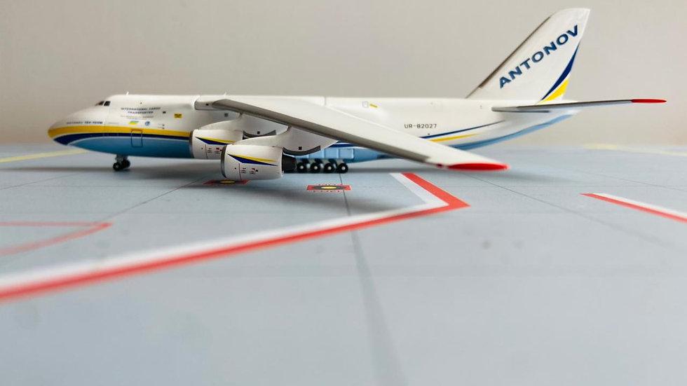 Gemini Jets 400 Antonov 124-100