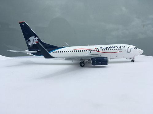 GEMINI  B-737- 700 AEROMEXICO