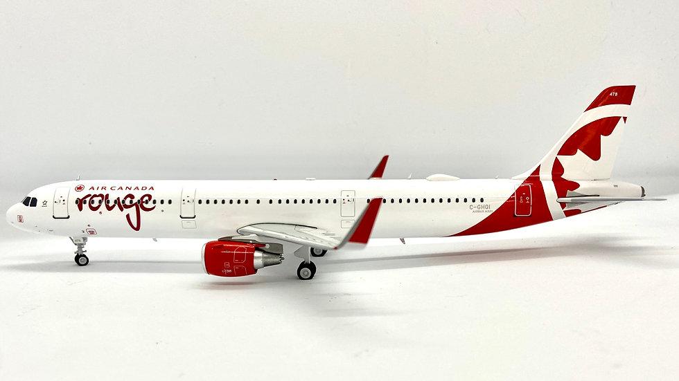 J-fox Airbus A-321 Air Canada