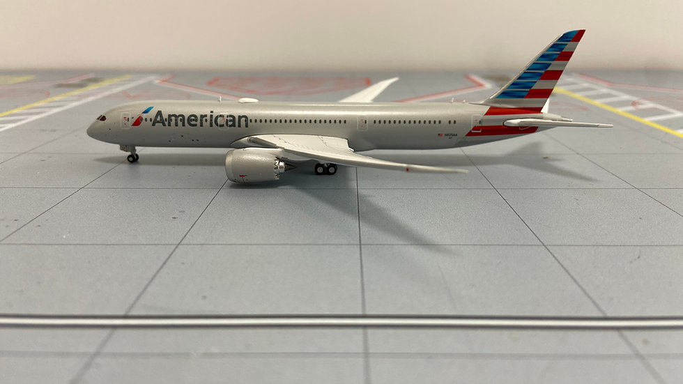 Gemini jets 400 Boeing 787-9 American Airlines