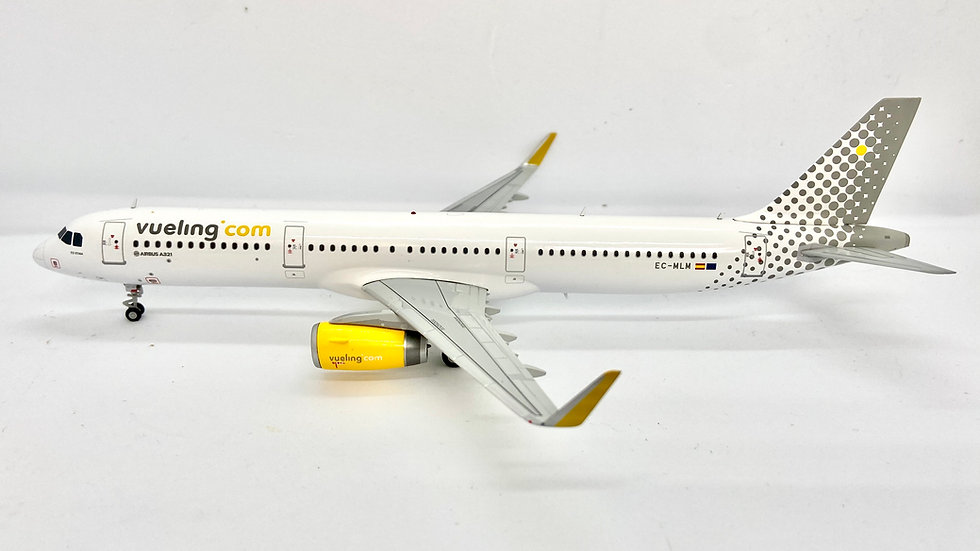 Gemini Jets Airbus A-321 Vueling