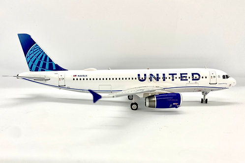 INFLIGHT200 A-320 UNITED NEW LIVERY