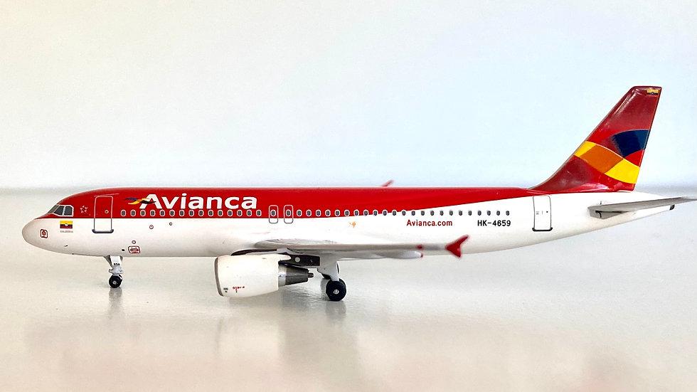 Aeroclassics 400 Airbus 320 Avianca