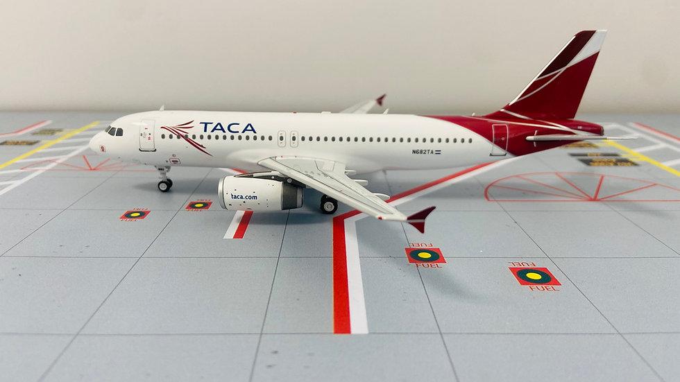 EL AVIADOR MODELS A-320 Taca