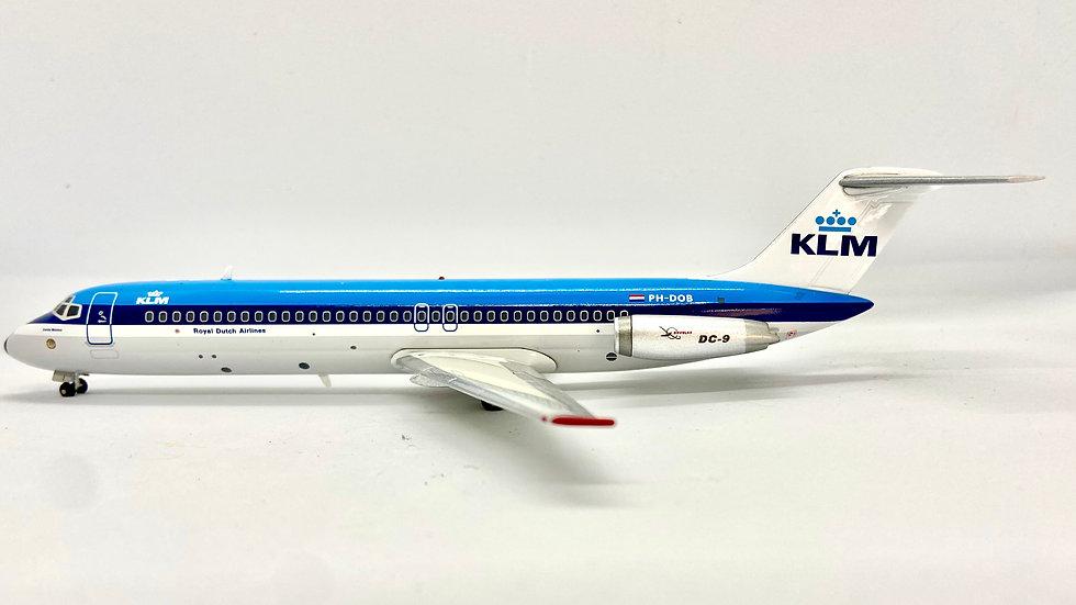 Infligth - 200 Dc-9-30 KLM