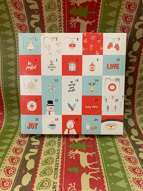 Simple Advent Calender