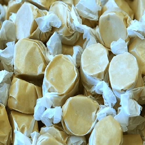 Molasses Peanut Butter Salt Water Taffy